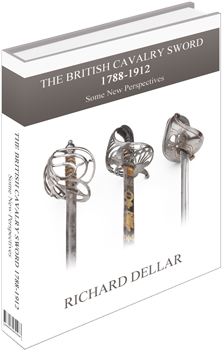 Book: The British Cavalry Sword 1788-1912 Some New Perspectives